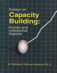 essays in capacity building Linda lambert, development, character, roles - building leadership capacity in schools.
