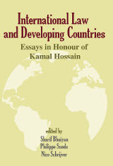 international law and developing countries essays in honour of  international law and developing countries essays in honour of kamal hossain